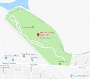 Martha McLean - Anza Narrows Park
